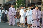 祇園祭 神宝奉持列 : 太鼓