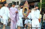 祇園祭 神宝奉持列 : 鉦鼓