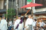 祇園祭 神宝奉持列 : 第一御矛