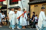 祇園祭 神宝奉持列 : 第三御剣