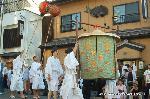 祇園祭 神宝奉持列