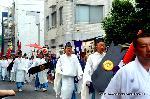 祇園祭 神宝奉持列 : 楯