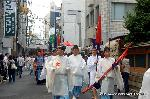 祇園祭 神宝奉持列 : 弓
