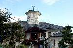 京都近代建築遺産 : ヴォーリズの建築ではない、来日して見た町役場である。