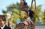 二十五菩薩お練り供養 : 人々の無知を救う仏の智慧を象徴されている