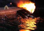 京の舟遊び / 屋形船 高瀬舟 十石船