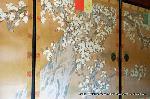 三船祭 春祭 : 桜の障壁画
