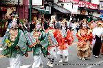 三船祭 春祭 : 舞人