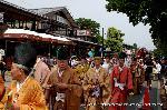 三船祭 春祭 : 伶人