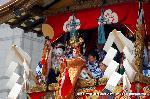 祇園祭 : 生稚児の太平の舞