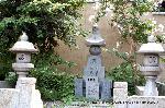 六斎念仏 踊り念仏 : 空也上人供養塔