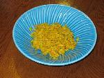 重陽の節句 : 菊の酢の物