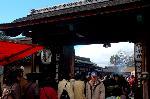 終い弘法  弘法さん 御影供 : この中が西院御影堂である