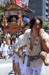 gion fes photo  : 藤井 栄一さん 菊水鉾