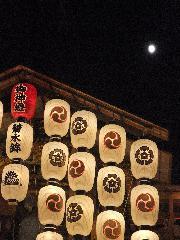 gion fes photo : 岸本 重一 さん 菊水鉾 宵宮