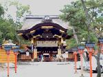 : 豊国神社(とよくにじんじゃ)は、京都市東山区に鎮座する神社。豊臣秀吉を祀る。 京都市東山区大和大路正面茶屋町530